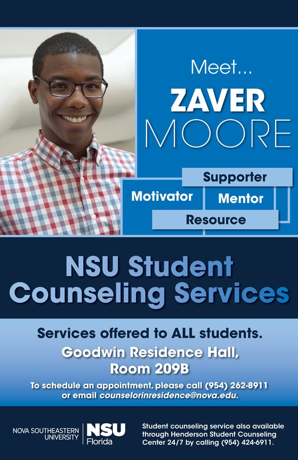 NSU Student Counseling Services