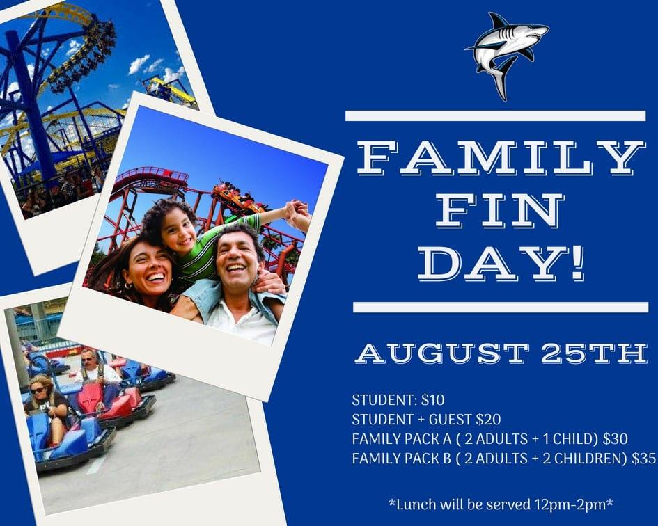 Orlando--Family Fin Day
