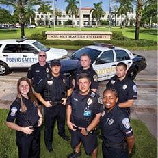 NSU PSD & Davie Police Personnel