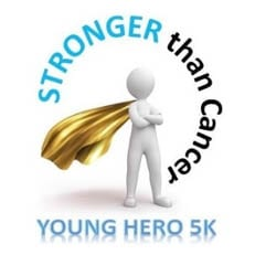 Stronger Than Cancer Young Hero Run/Walk