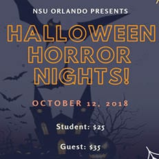 Orlando--Halloween Horror Nights