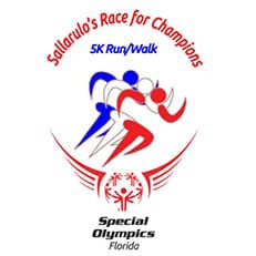 Sallarulo's Race for Champions to benefit Special Olympics
