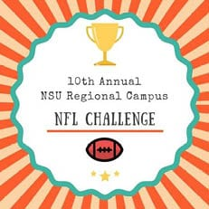 10th Annual NSU Regional Campus NFL Challenge