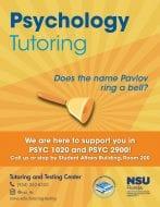 Psychology Tutoring