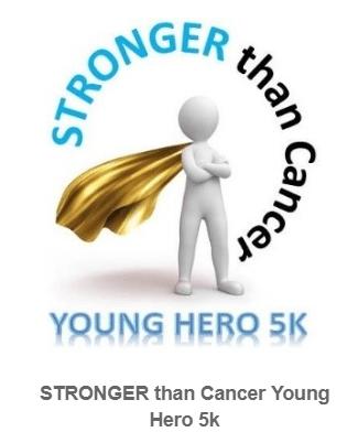 Stronger Than Cancer Young Hero Run/Walk