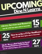 Upcoming Dine & Learns