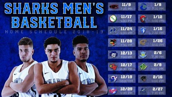 Men's Basketball Schedule