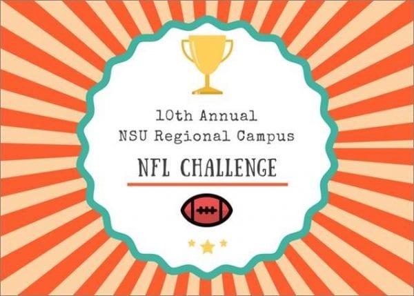 10th Annual NSU Regional Campus NFL Challenge