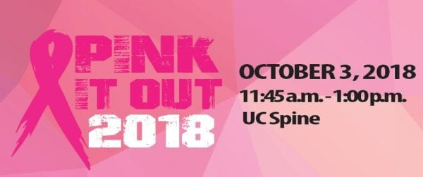 Pink It Out at the NSU Wellness Bash