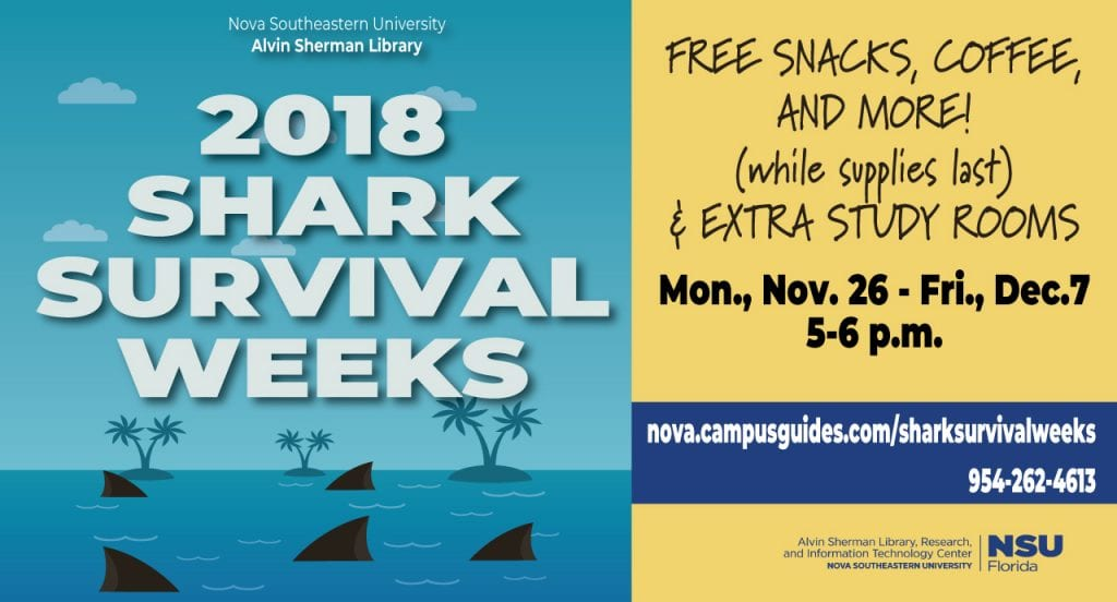 Shark Survival Weeks 2018
