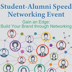 Student-Alumni Speed Networking Event