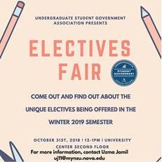 Electives Fair
