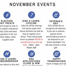 Fort Myers–November Calendar of Events