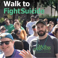 Walk to Fight Suicide 2018