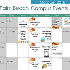 Palm Beach Calendar