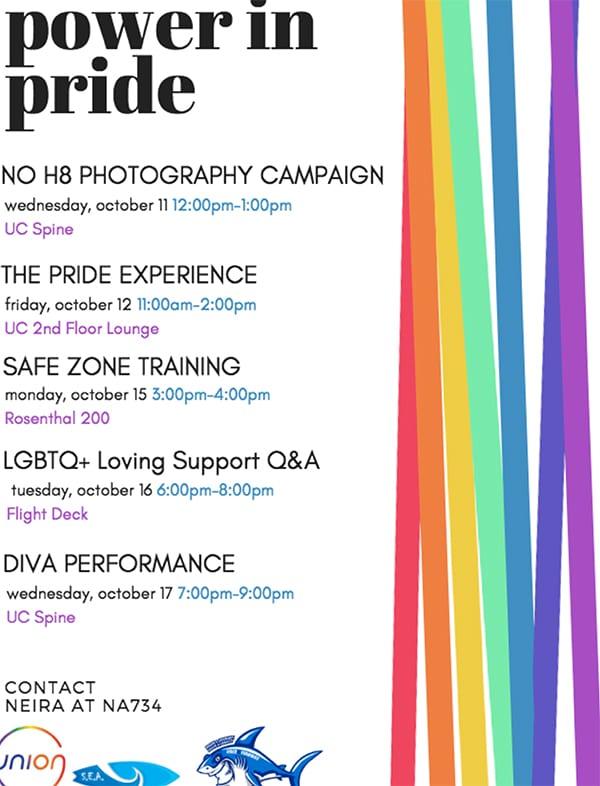Power in Pride