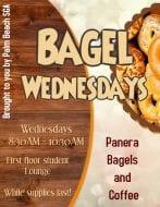 Bagel Wednesdays