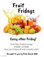 Fruit Friday