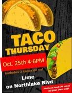 October Taco Thursday