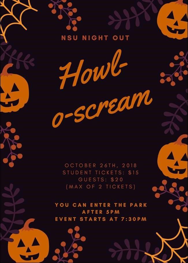 Howl O Scream