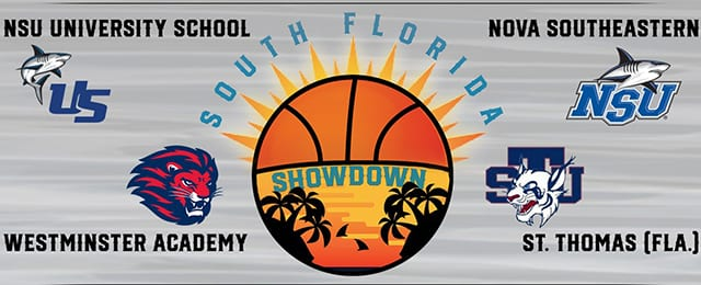 NSU Teams with University School for South Florida Showdown Doubleheader