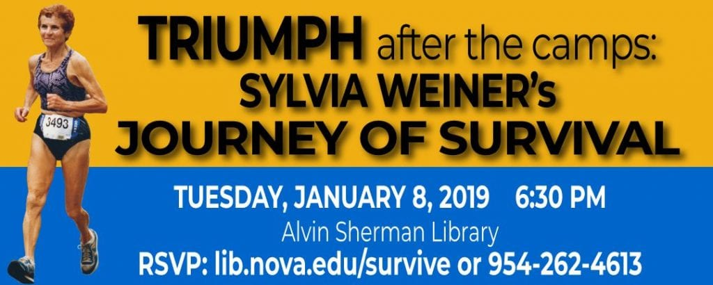 Triumph After The Camps: Sylvia Wiener's Journey of Survival