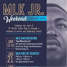 MLK Jr. Weekend 2019