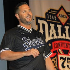 Baseball's Brown Honored to be Featured Speaker at ABCA Convention