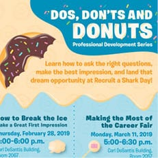 Dos, Don'ts, and Donuts – Networking like a CEO (Mar. 28)