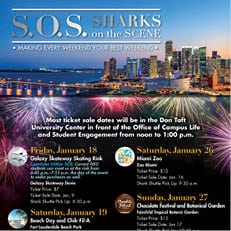 S.O.S. January 2019 Events