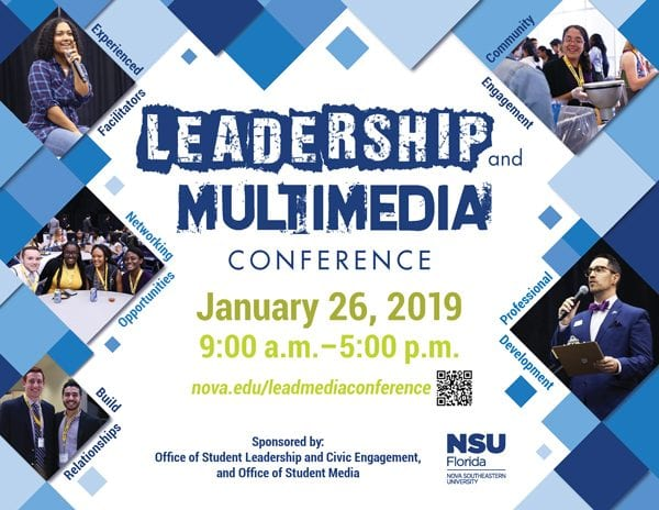 Leadership and Multimedia Conference 2019