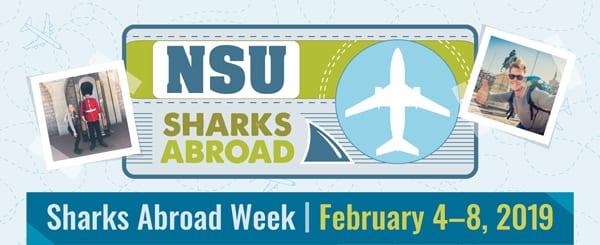 Sharks Abroad Week 2019