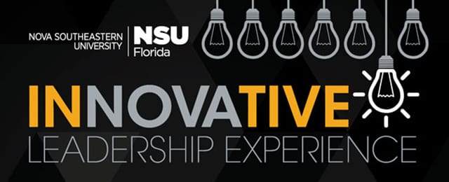Innovative Leadership Experience - January 2019