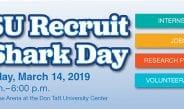 NSU Recruit a Shark Day