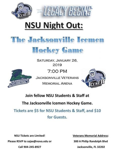 NSU Night Out - Jacksonville