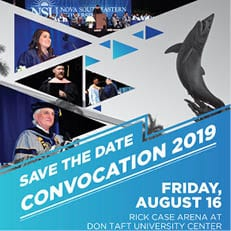 Convocation: Save the Date – Aug. 16, 2019