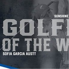 Garcia Austt Garners First Career SSC Women's Golfer of the Week Award