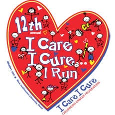 I Care I Cure…I Run