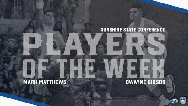 Sharks Sweep SSC Weekly Awards