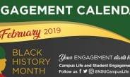 February Engagement Calendar