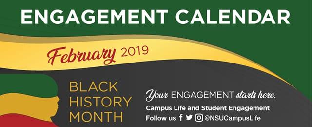 February Engagment Calendar