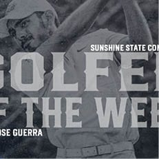Sunshine State Conference Men's Golfer of the Week