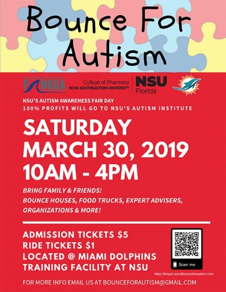 Bounce for Autism - Mar. 30