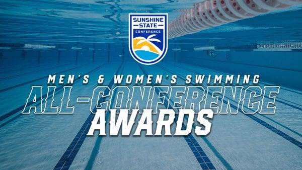 NSU Swimming Garners 13 All-SSC Honors
