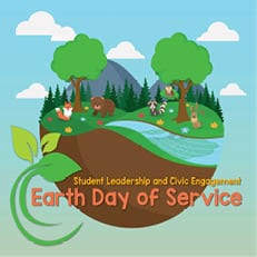 Earth Day of Service - Apr. 14