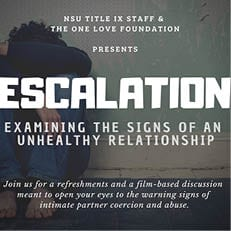 Escalation: Examining the Signs of an Unhealthy Relationship
