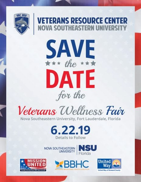 Veterans Wellness Fair - June 22