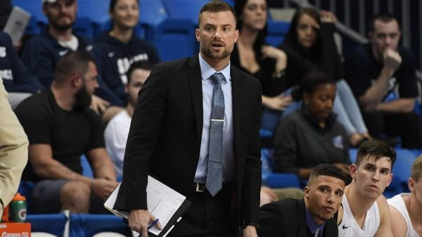 Men's Basketball Assistant Jordan Fee Among Prestigious Under Armour 30-Under-30 Team