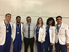 Second Place:  Anesthesiology Assistant