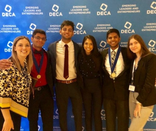 NSU Collegiate DECA Students Attend 2019 National Competition